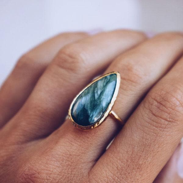 SERAPHINITE Elfin Ring :: See more colors