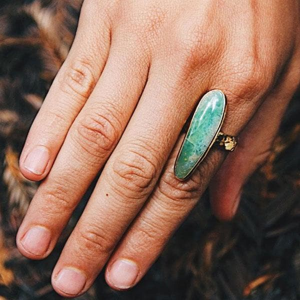 Colla Wood Ring