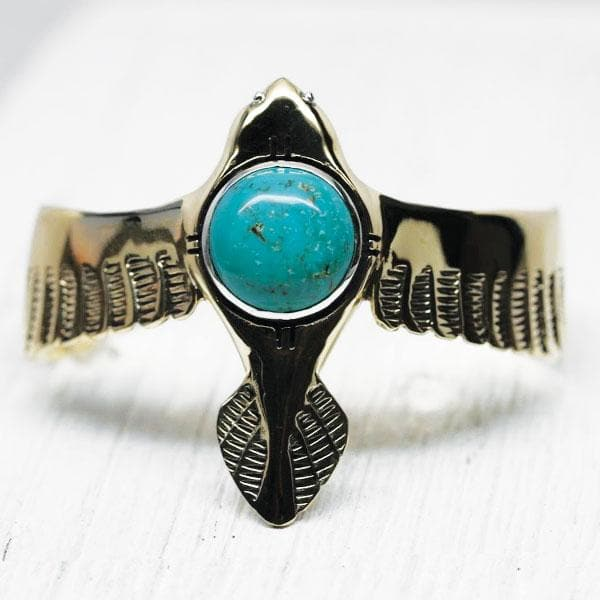 As Above Cuff :: Turquoise