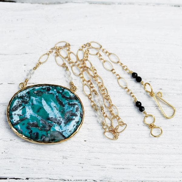 NM Turquoise Necklace