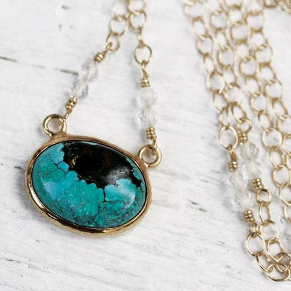 CO Turquoise Necklace