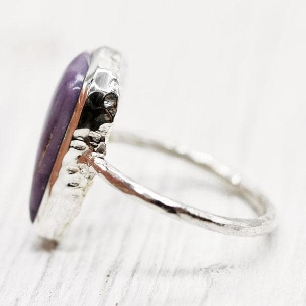 Tiffany Stone Elfin Ring