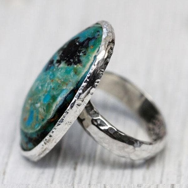 Andean Opal Ring