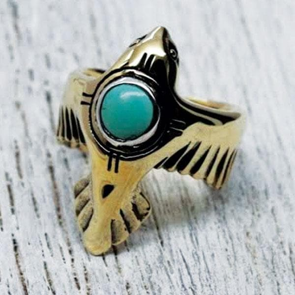 As Above Ring :: Turquoise