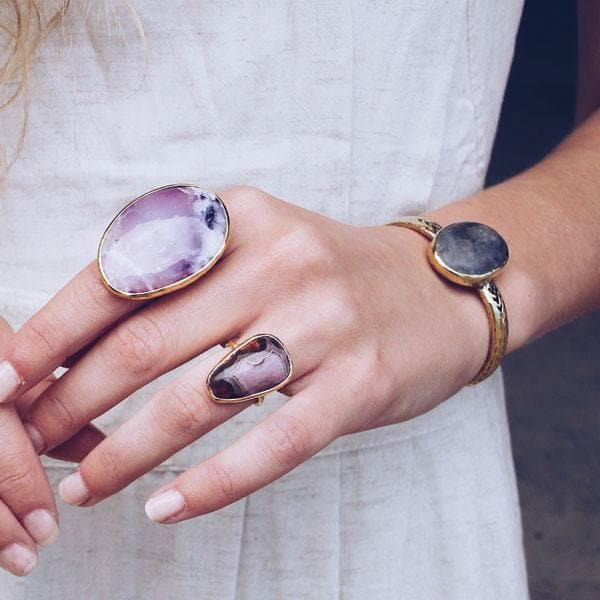 Heirloom Cuff || Tiffany Stone