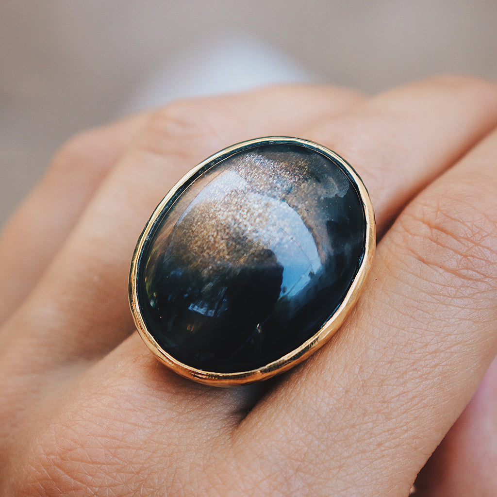 Star Smoky Ring
