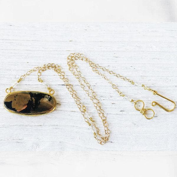 Apache Gold Necklace