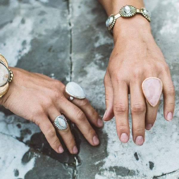 Free Spirit Ring :: Sterling