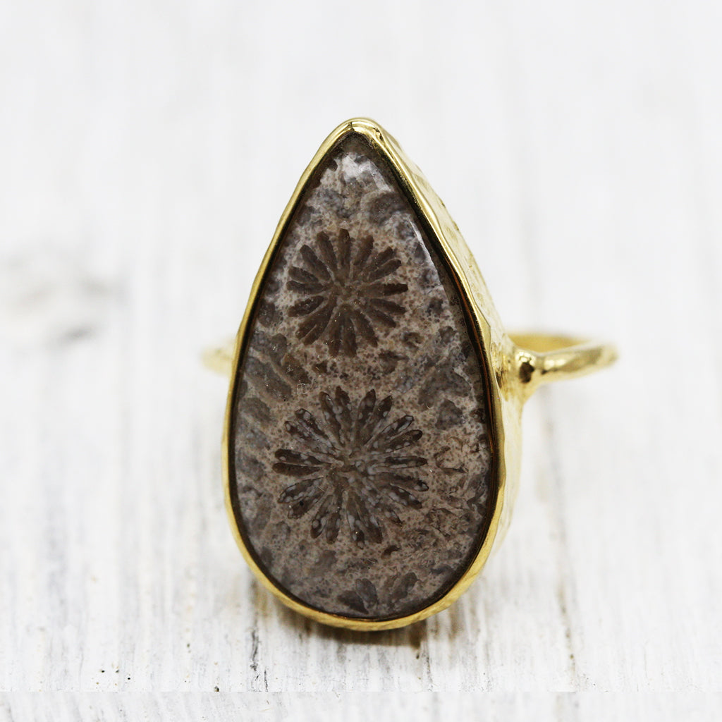 Sunflower coral Elfin Ring