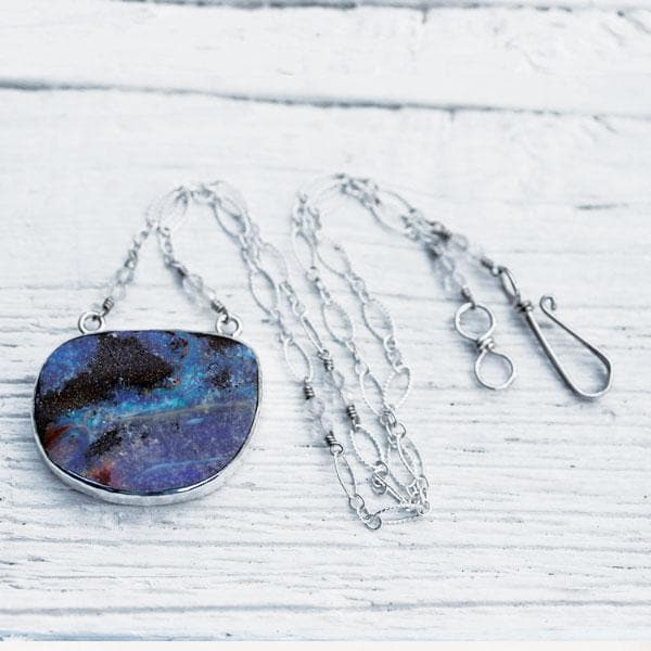 Boulder Opal Necklace