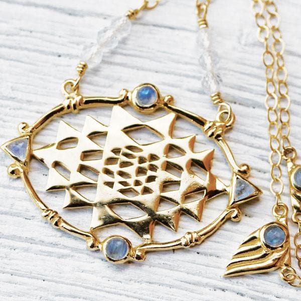 Cosmos Necklace || view more colors
