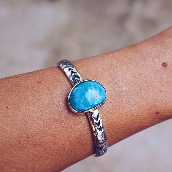 Heirloom Cuff || Andean Opal