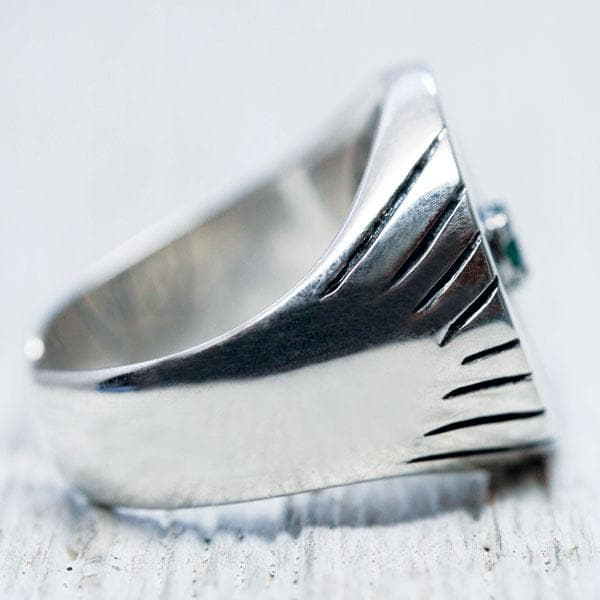 Sea Compass Ring