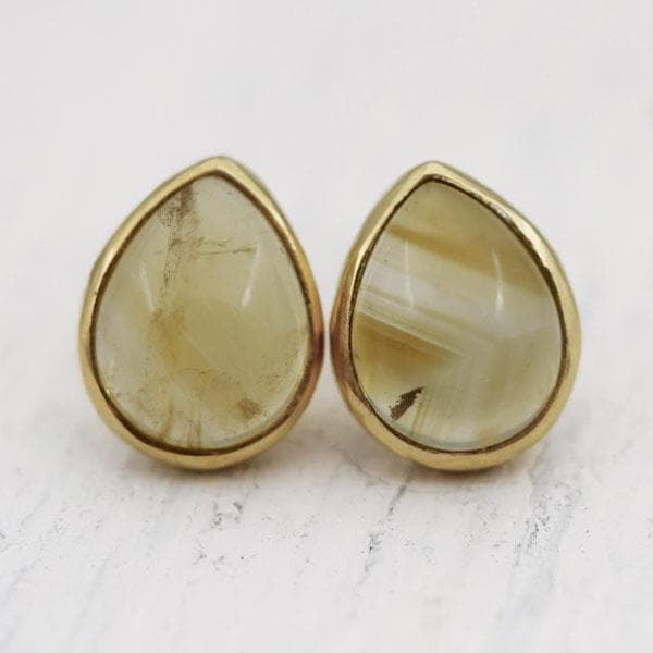 Garden Quartz Earrings