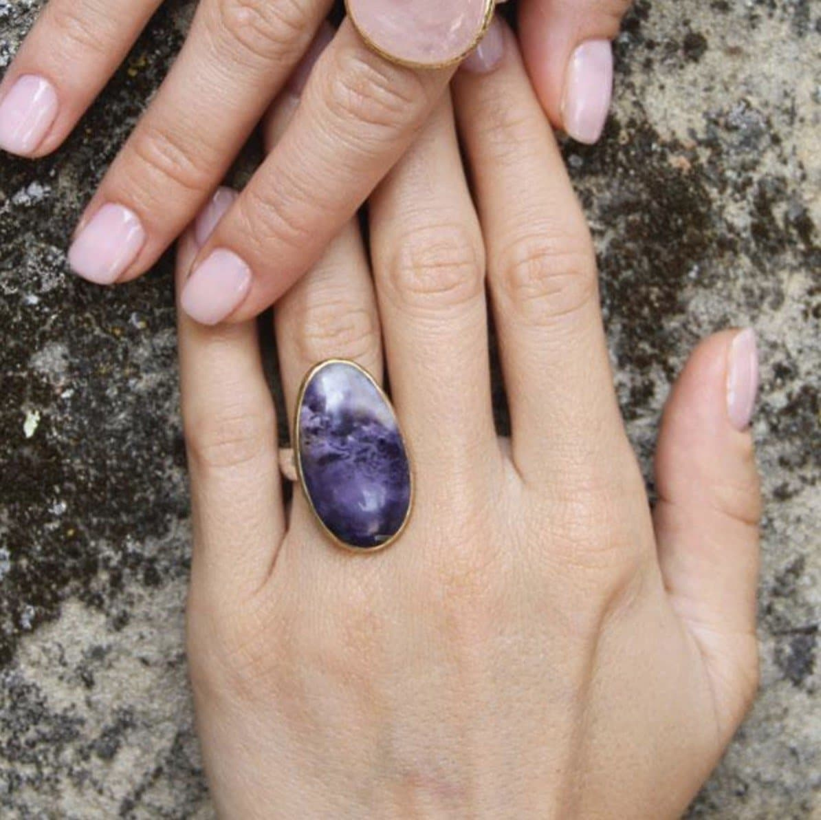 Copy of Tiffany Stone Ring