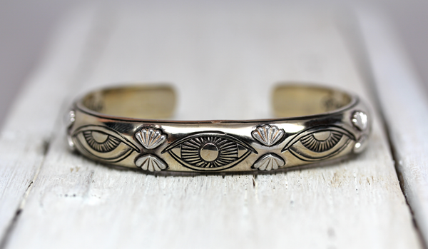 Open your Eyes Cuff || Men