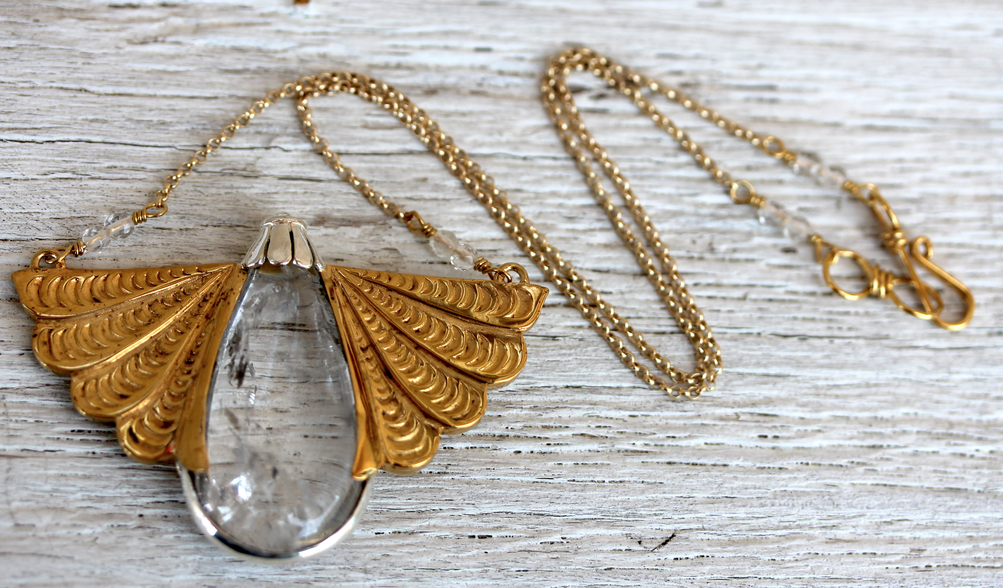 necklace disk pendant winged products jean burgers egyptian jewellery