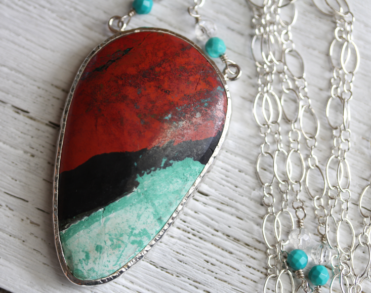 Sedona Sunrise Necklace