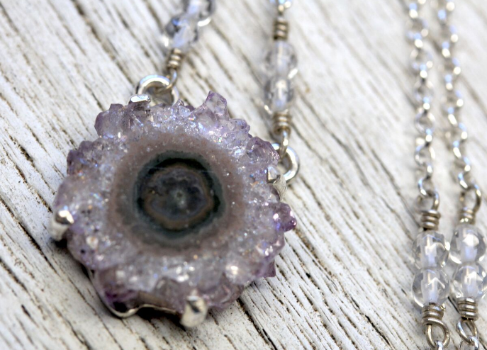 Stalactite Necklace