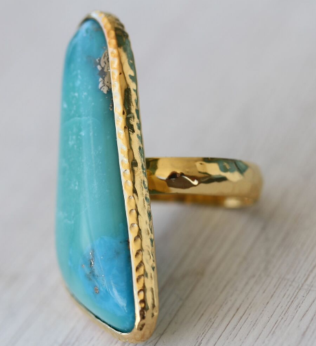 Grand Turquoise Ring