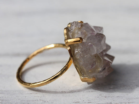 Clear Cluster Ring