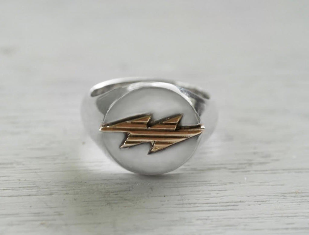 Love like Lightening Ring