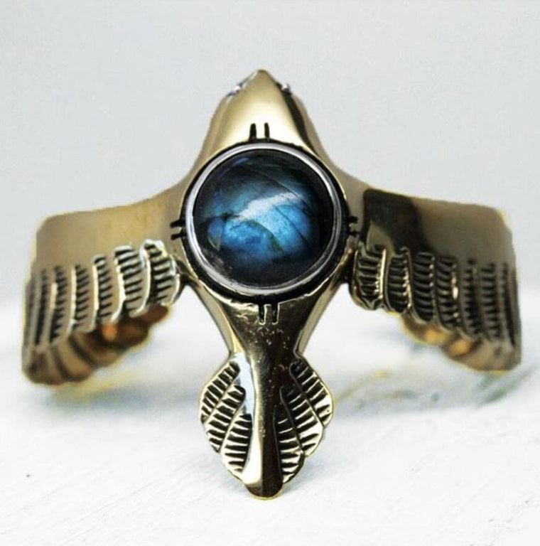 As Above Cuff :: Labradorite