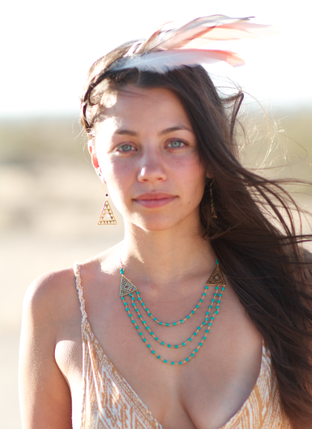 Conscious Queen Necklace :: see more colors