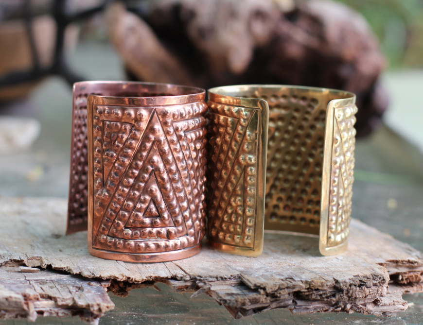 Triune Cuff || view more colors