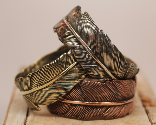 Light as a Feather Cuff || view more colors