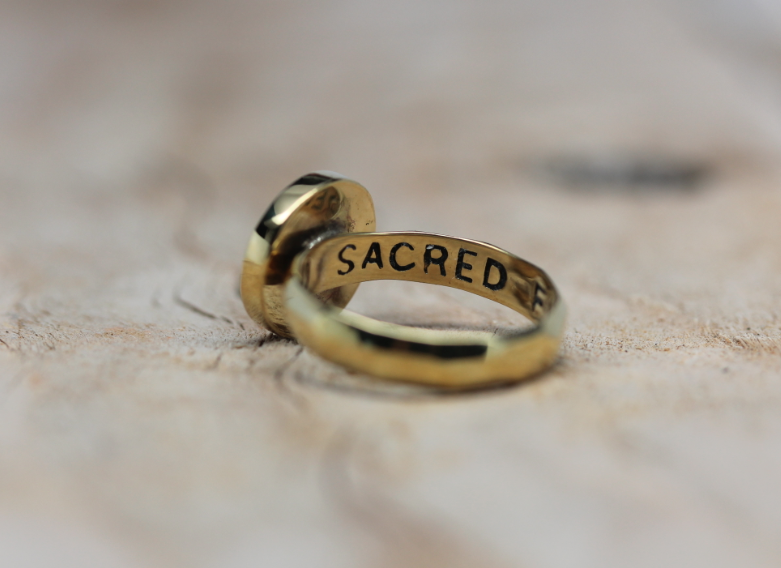 Seed of Life Ring || view more colors