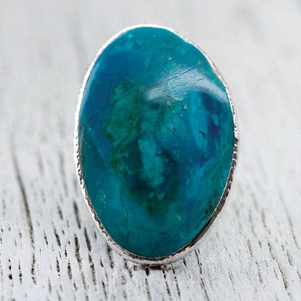 GRAND Andean Opal Ring