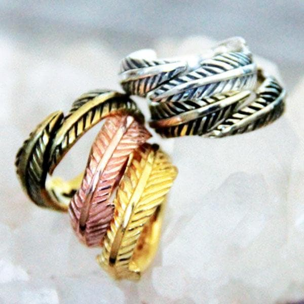 Heart Light Feather Band || view more colors
