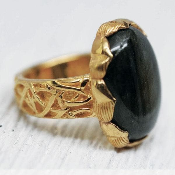 Wise Roots Ring