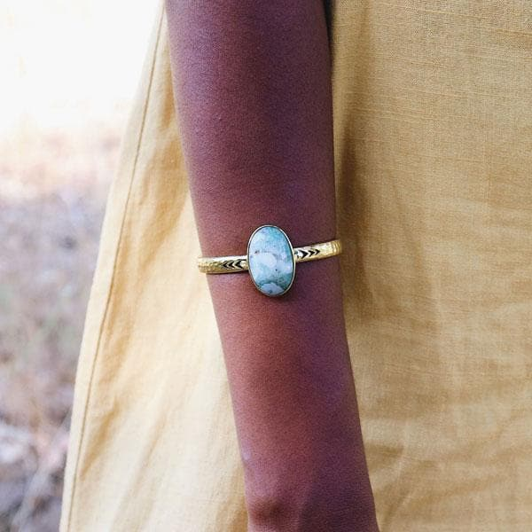 Heirloom Cuff :: Aquaprase