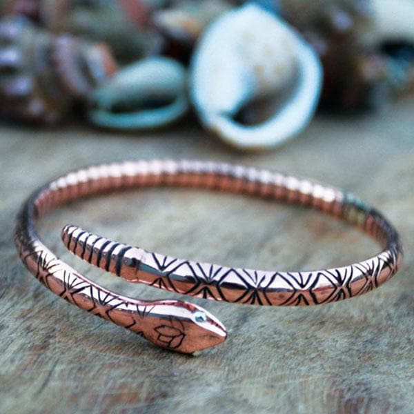 Rebirth Rattlesnake Cuff || view more colors