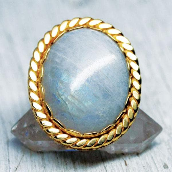 Ancestor Ring :: Moonstone