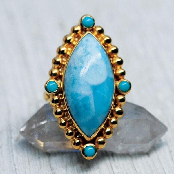 Cycle Ring : Larimar