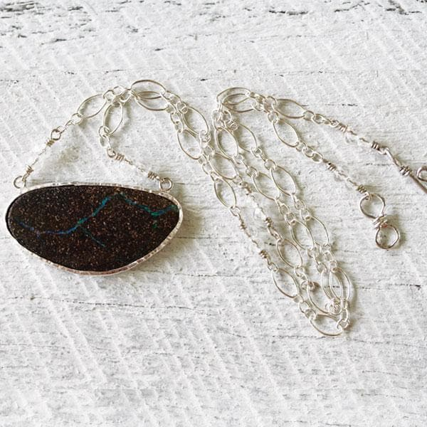 Yowah Opal Necklace
