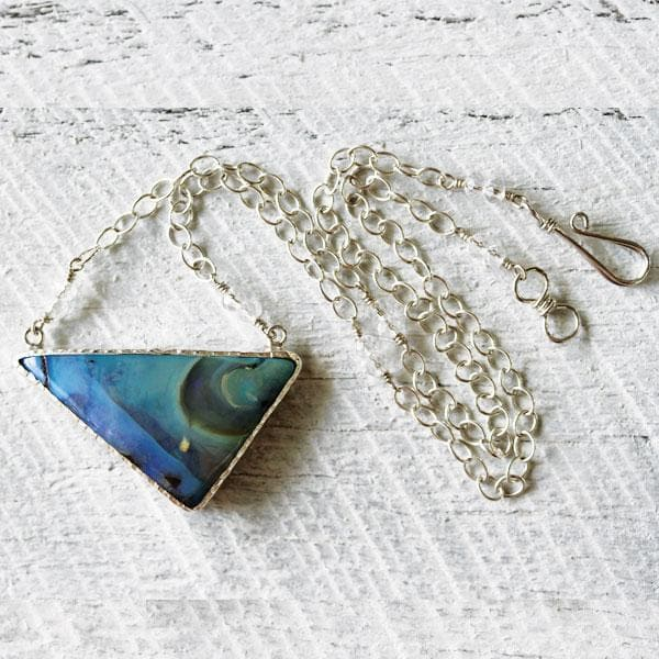 Coober Pedy Opal Necklace