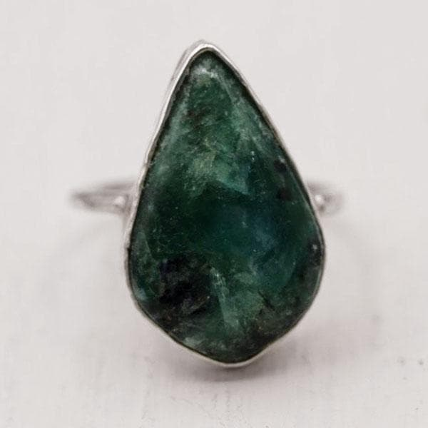 Kyanite Elfin Ring