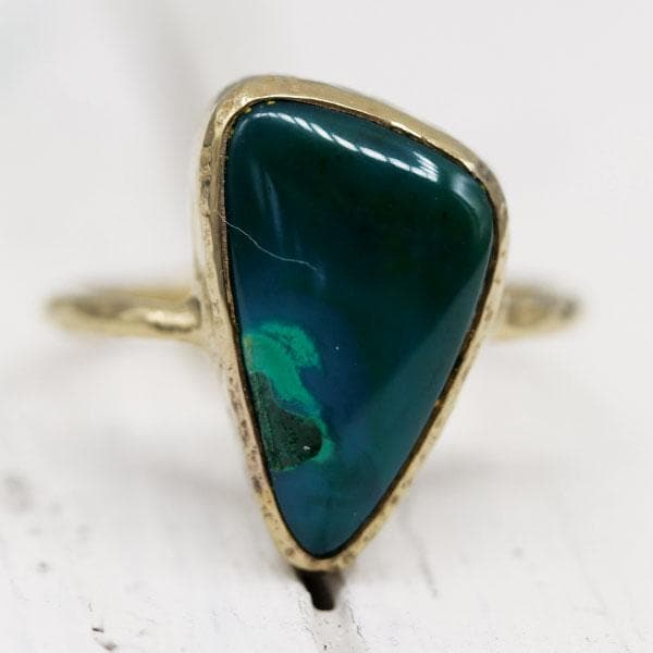 Gem Silica Elfin Ring