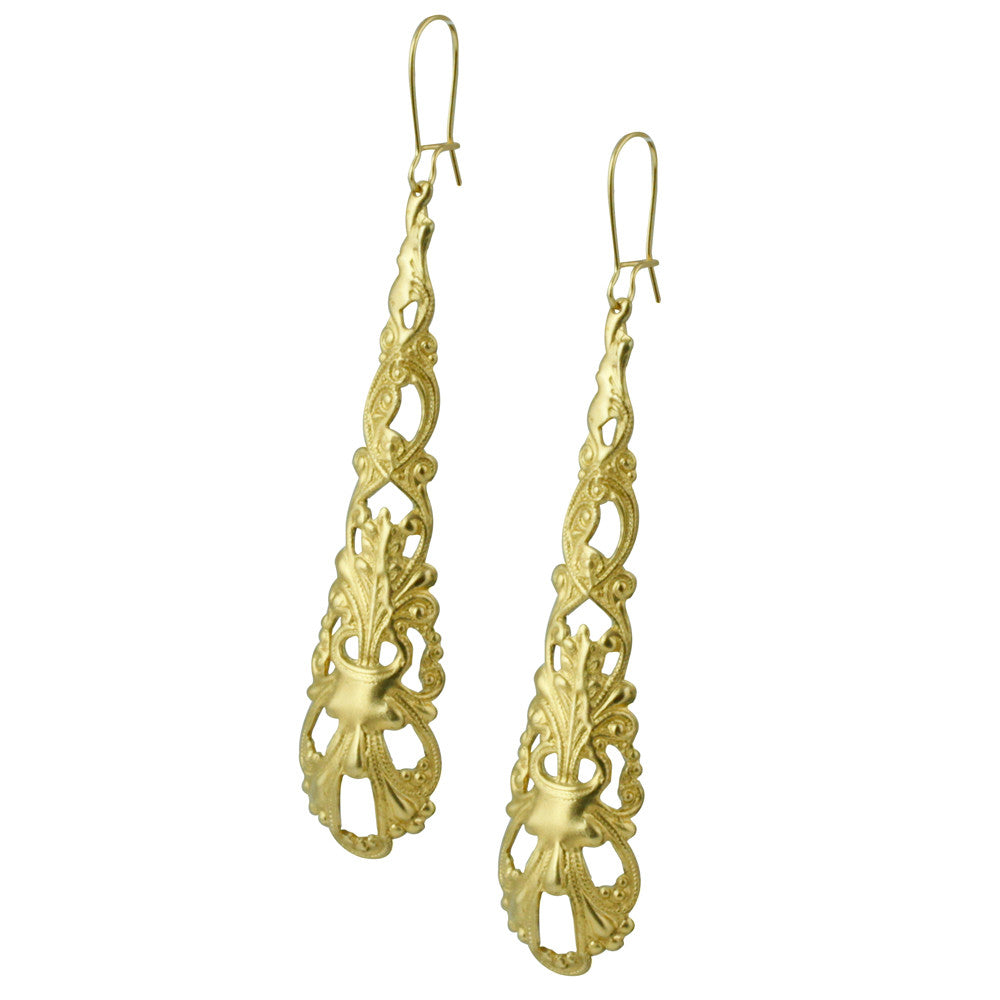 Anais Gold Earrings