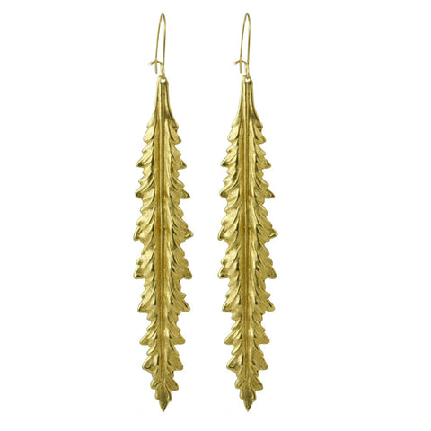 Skylla Gold Earrings