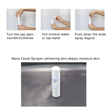 Load image into Gallery viewer, H2O+™ Portable Nano Mist Facial Sprayer