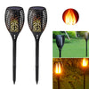 LED Solar Flameless Torch