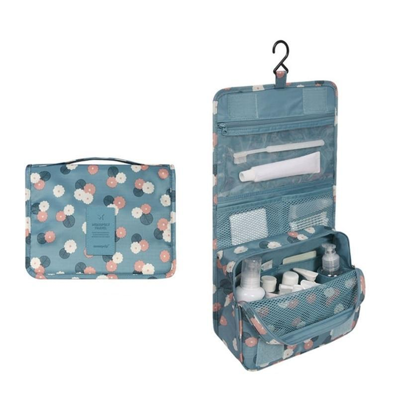 Travel Toiletries Hanging Bag