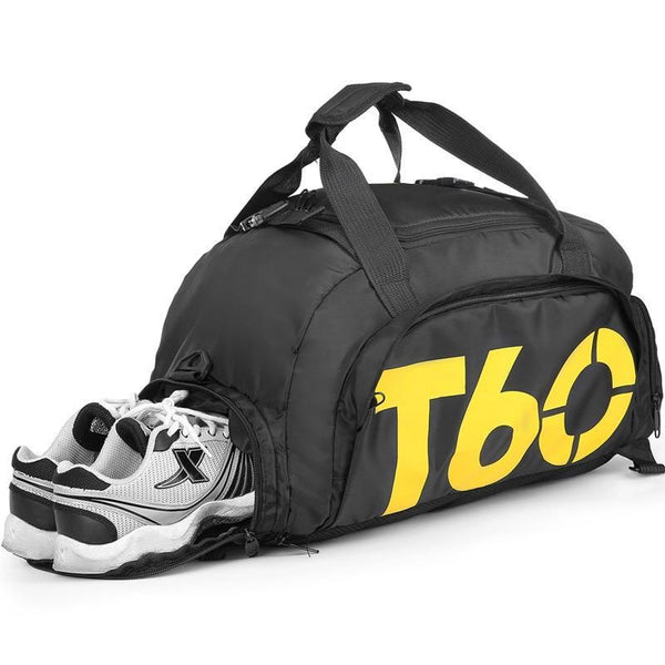 T60 3-way Sport Duffel Gym Bag