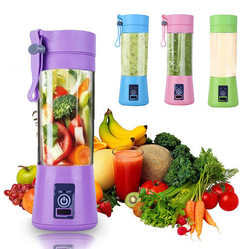 Portable Mini Smoothie Blender