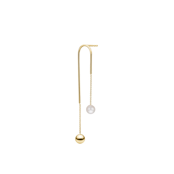 Agnes Earring - HIGH POLISHED GOLD